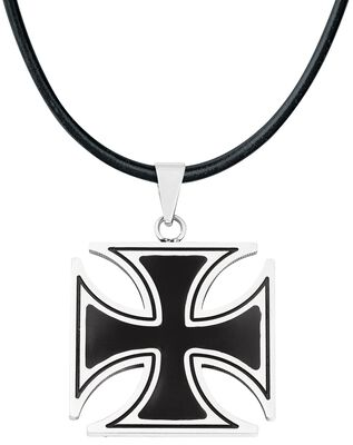Black Iron Cross