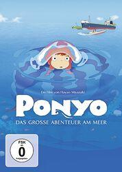 Studio Ghibli - Ponyo - Das große Abenteuer am Meer