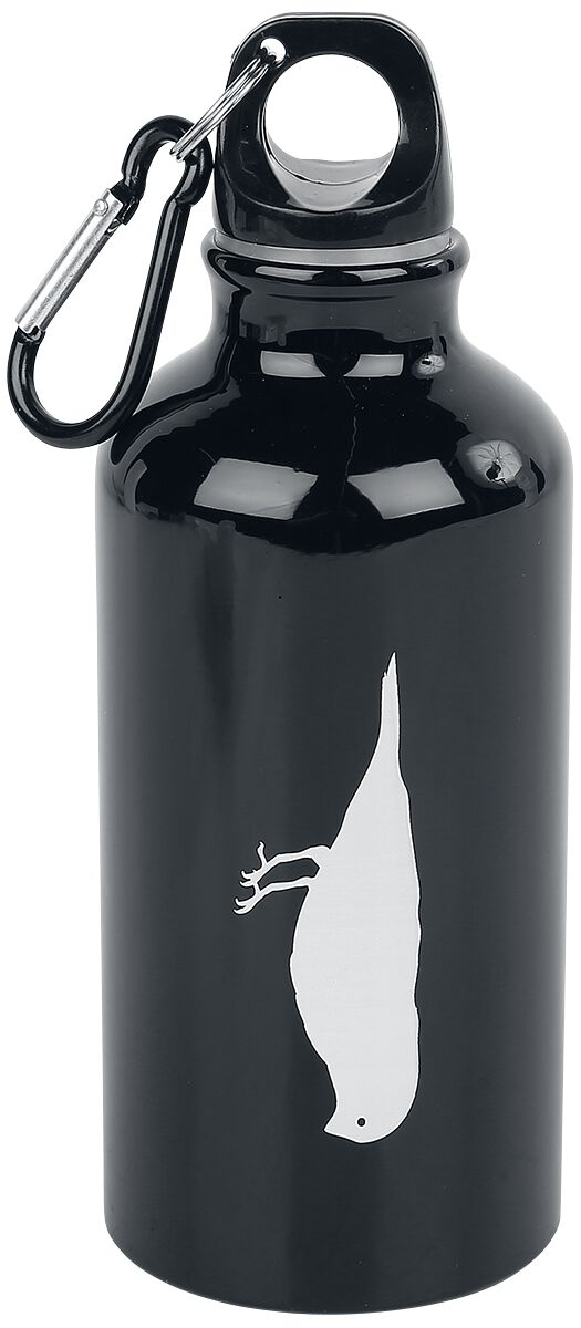 Image of Atticus Bird Sport Bottle Trinkflasche schwarz
