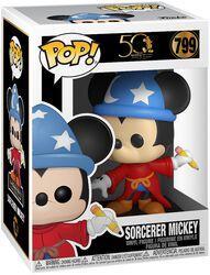 Sorcerer Micky Vinyl Figur 799