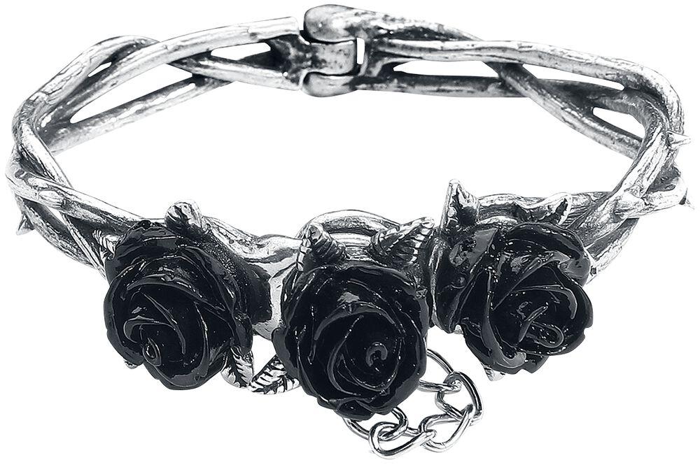 Wild Black Rose