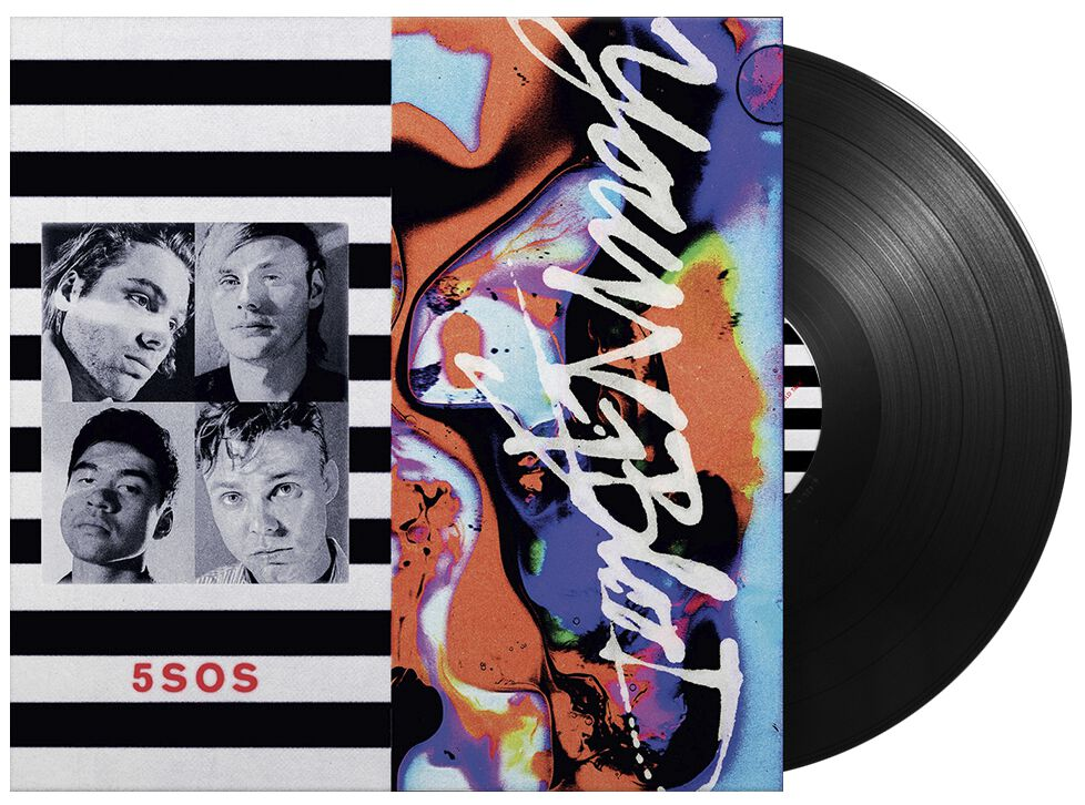 Image of 5 Seconds Of Summer Youngblood LP Standard