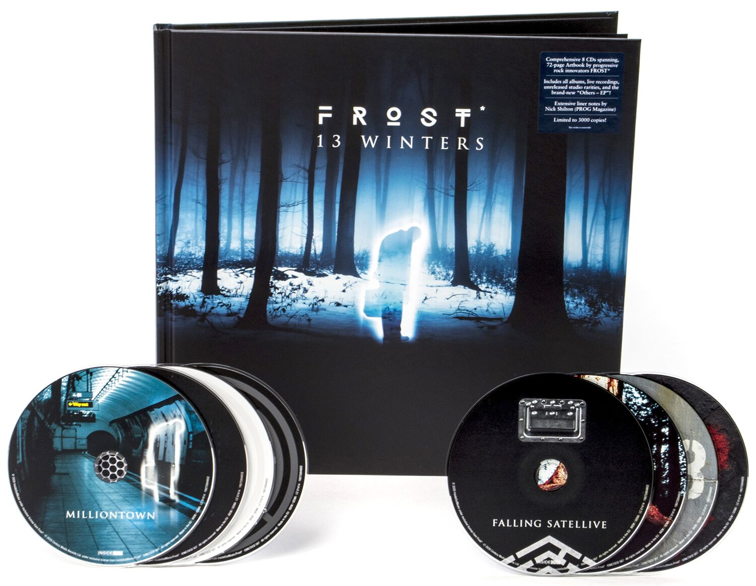 Image of Frost* 13 winters 8-CD Standard