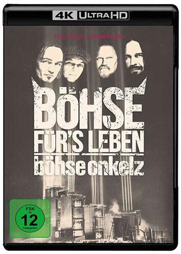 Image of Böhse Onkelz Böhse für´s Leben Hockenheim 2015 Blu-ray (4K Mastered) Standard