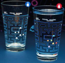 Pac-Man Colour Change Glas