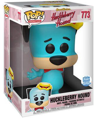 Huckleberry Hound (Supersized) (Funko Shop Europe) (Chase Edition möglich) Vinyl Figur 773
