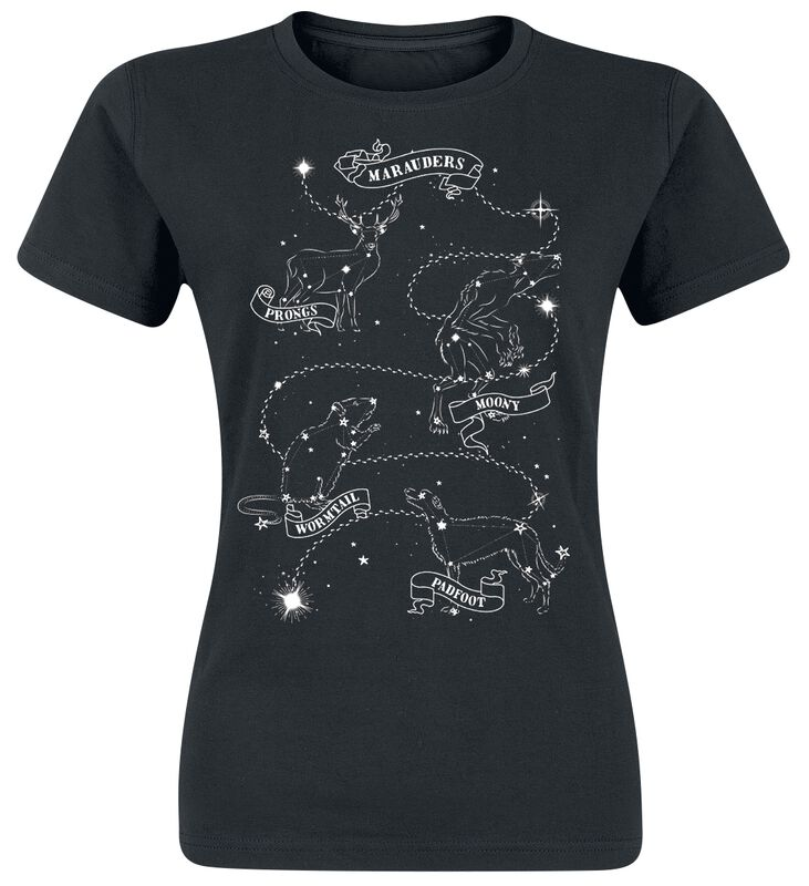 Karte des Rumtreibers - Astrologie