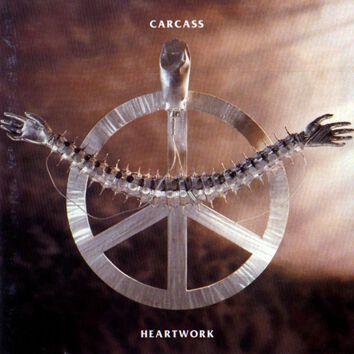 Carcass  Heartwork  CD  Standard