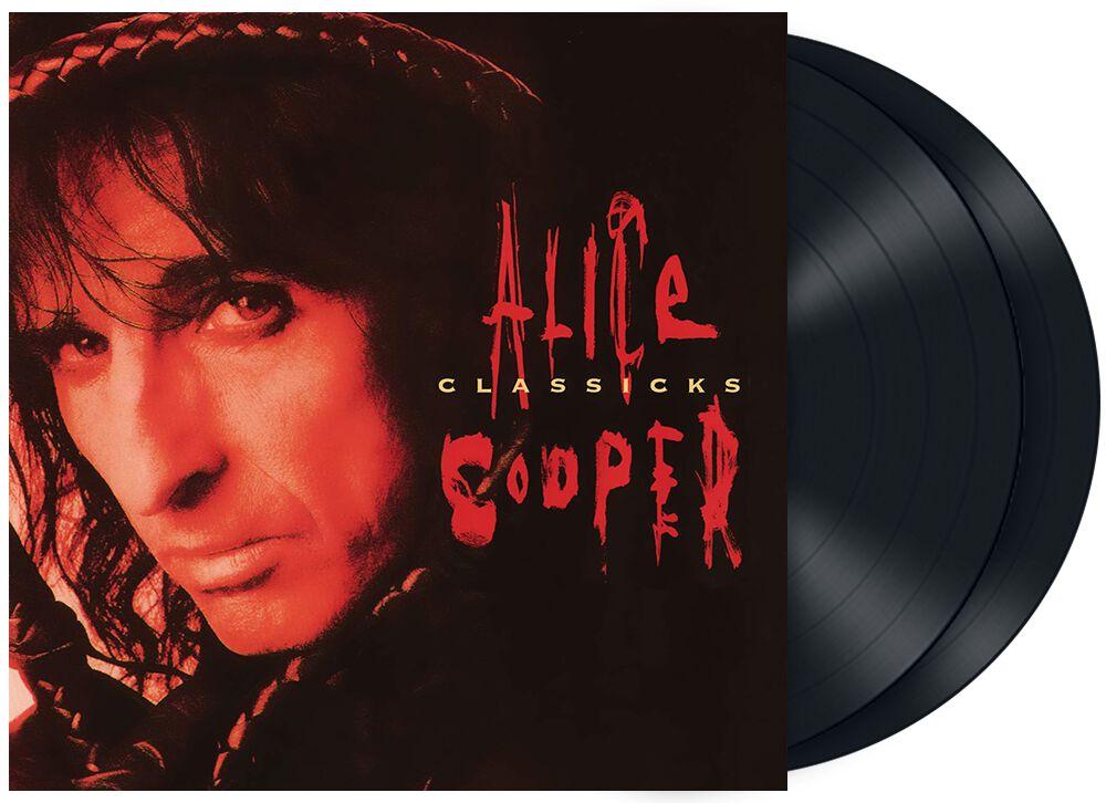 Alice Cooper  Classicks  2-LP  Standard