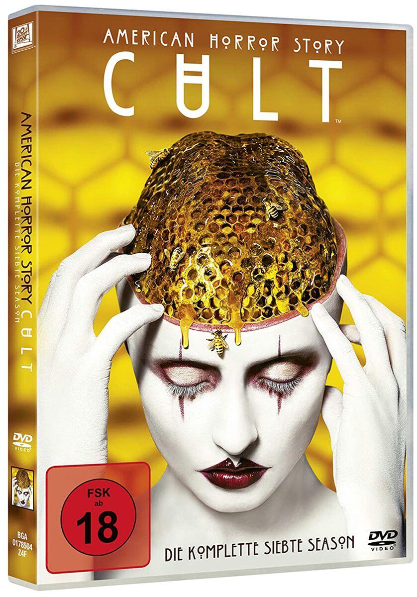 American Horror Story Staffel 7 - Cult  DVD  Standard