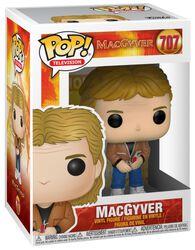 MacGyver Vinyl Figure 707