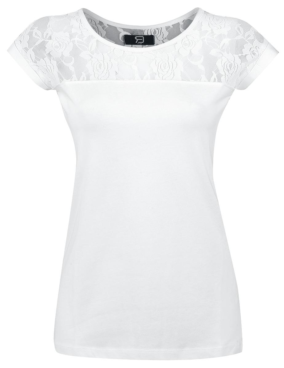 RED by EMP - Rosalie - Girls shirt - white image