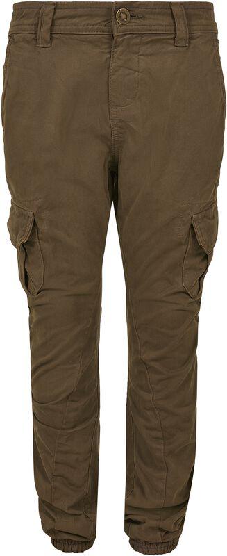 Boys Cargo Jogging Pants