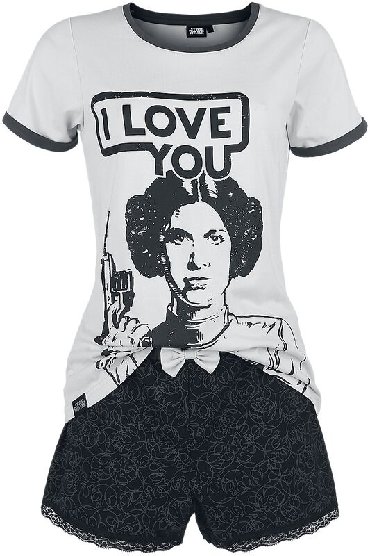 Leia Organa - I Love You