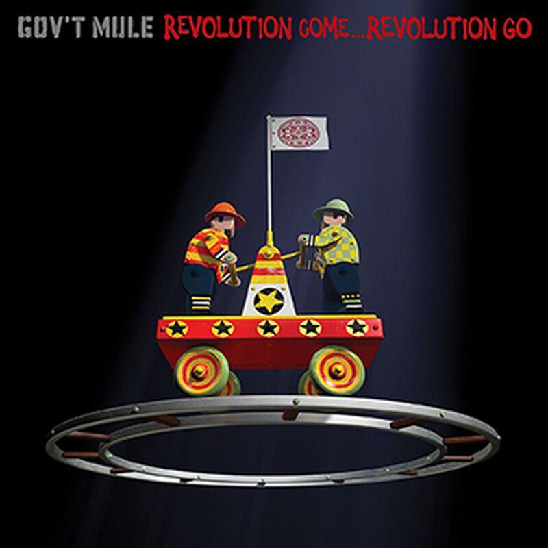 Revolution come...Revolution go