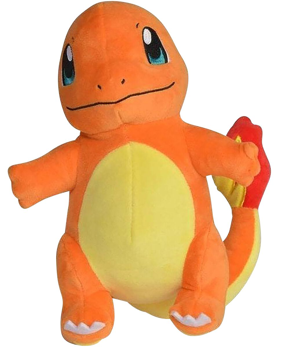 Pokémon Glumanda  Plüschfigur  Standard
