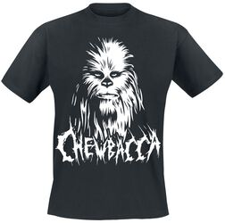 Black Metal Chewbacca