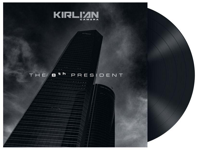 Image of Kirlian Camera The 8th president 12 inch-Single schwarz