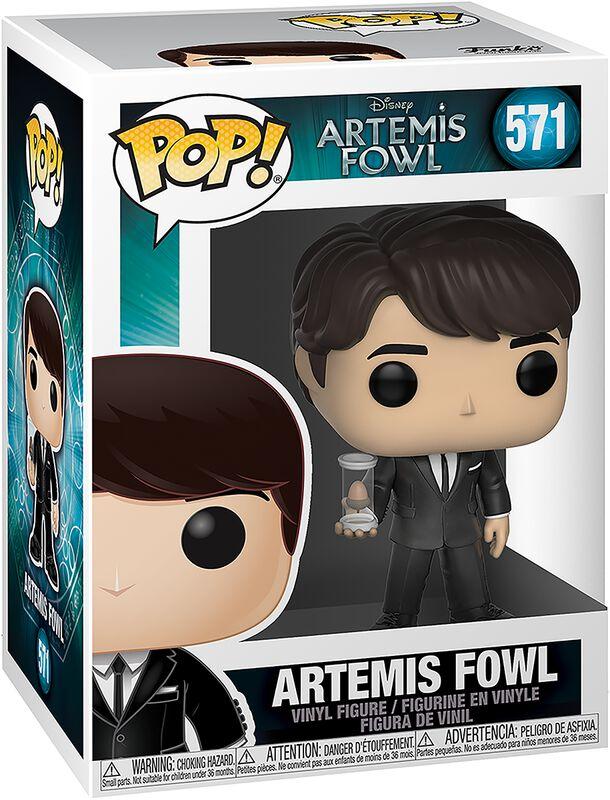 Artemis Fowl (Chase Edition möglich) Vinyl Figur 571