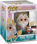 King Triton (Oversize) Vinyl Figure 570