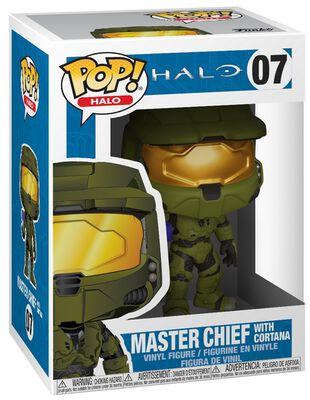Master Chief With Cortana Vinyl Figure 07