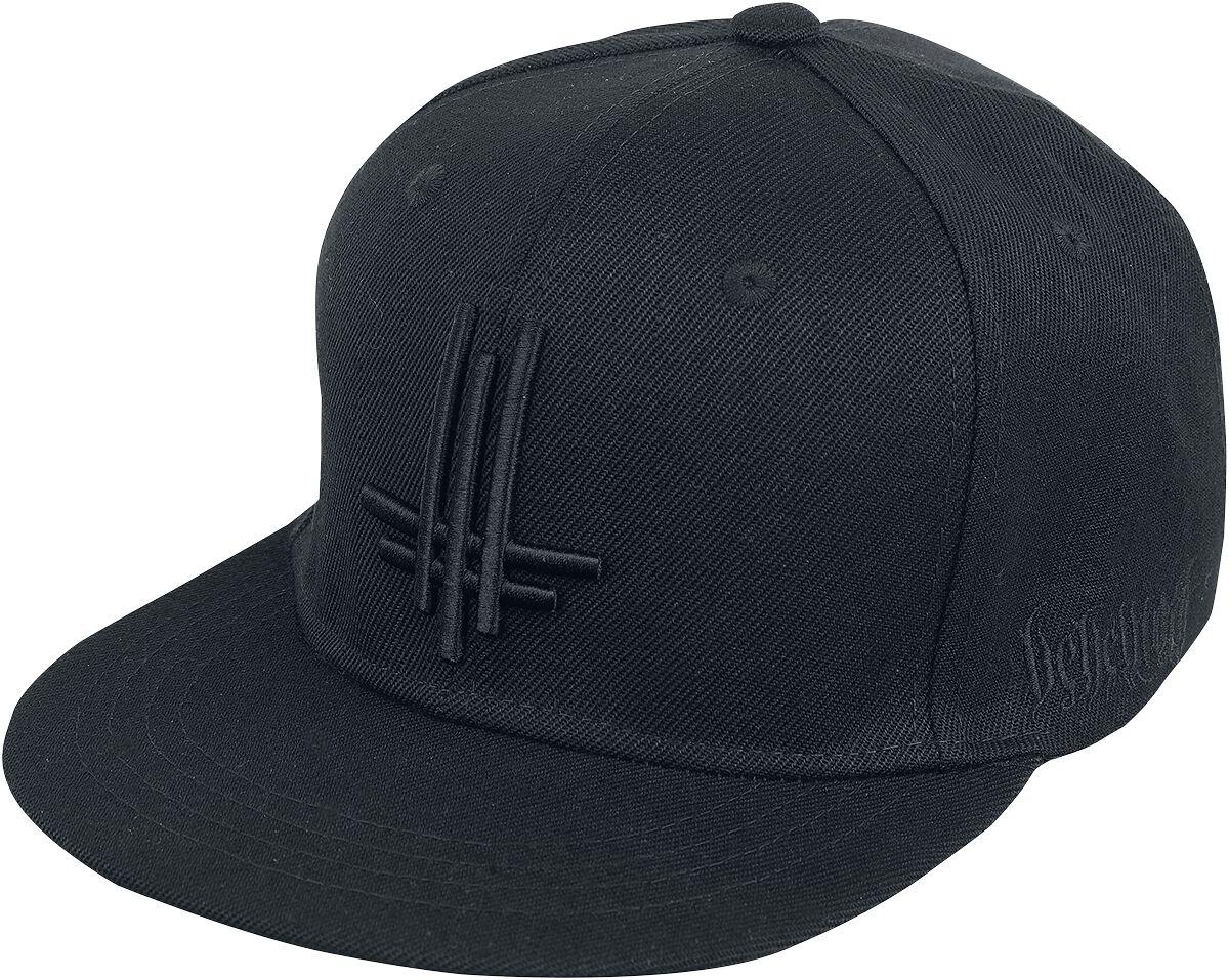 Behemoth Logo - Snapback Cap Cap schwarz Behemoth Snapback Cap