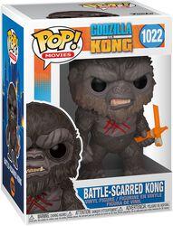 Battle-Scarred Kong Vinyl Figur 1022