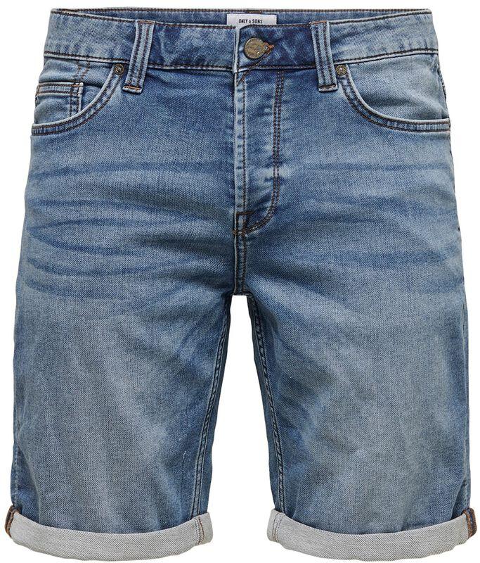 Ply Life Blue Shorts