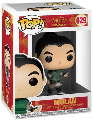 Mulan as Ping Vinyl Figur 629