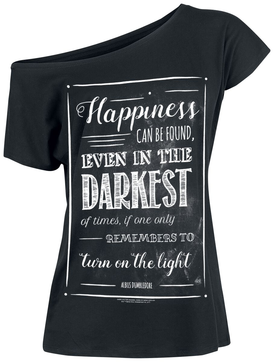 Harry Potter Albus Dumbledore - Happiness Can Be Found powered by EMP
