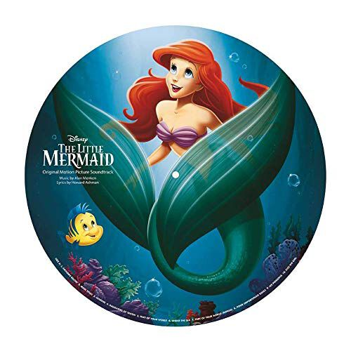 Arielle die Meerjungfrau Arielle die Meerjungfrau - The little mermaid O.S.T. LP Picture 8730413