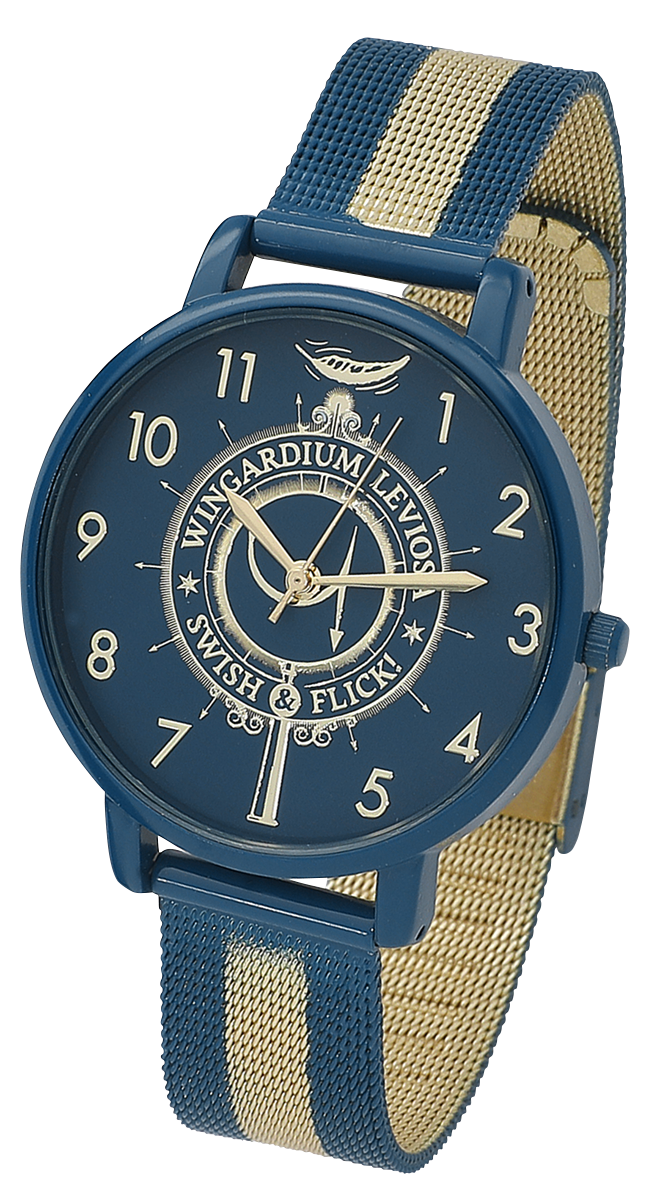 Harry Potter - Harry Potter - Armbanduhren - blau
