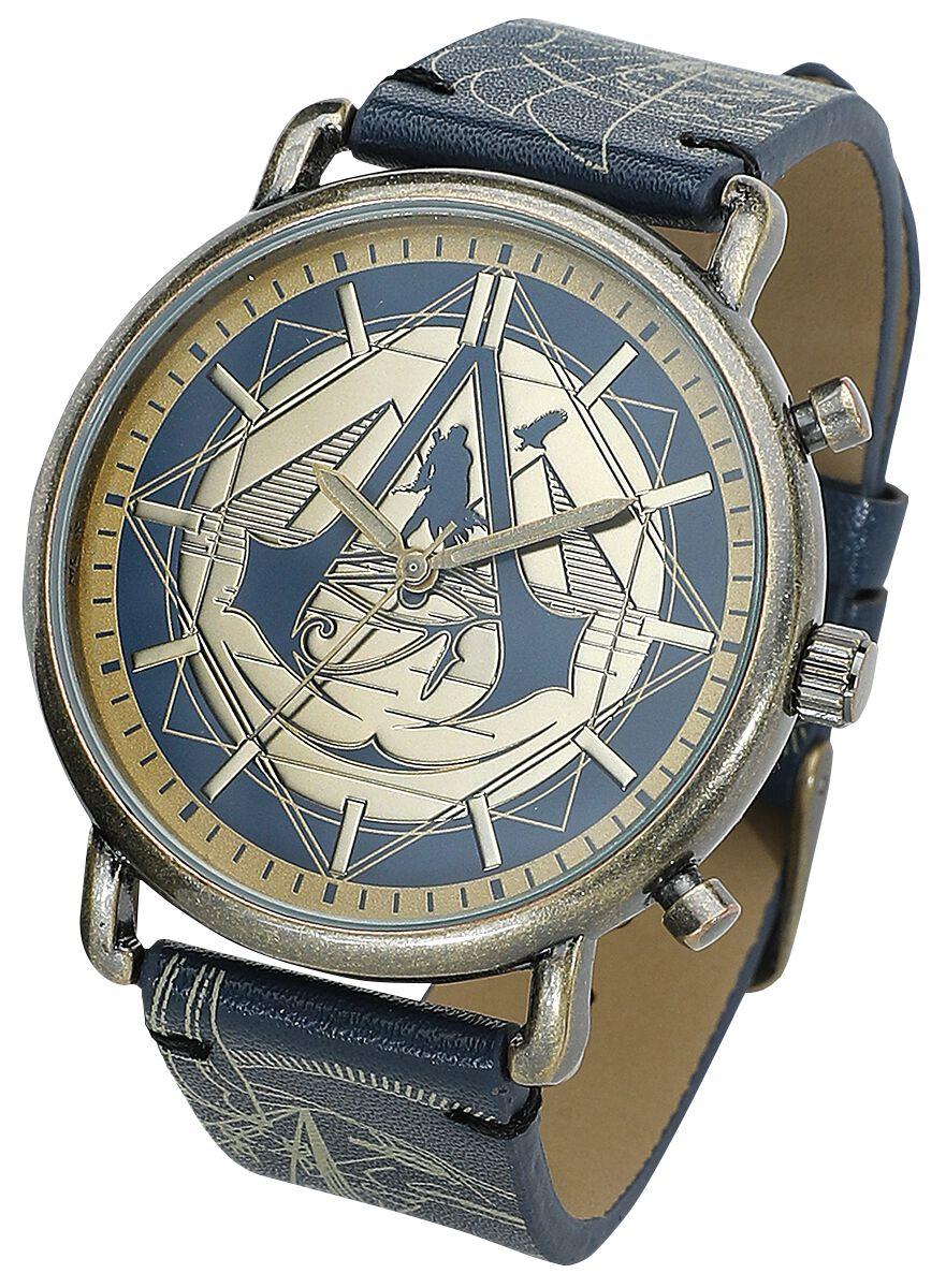 Image of Assassin's Creed Origins Armbanduhr blau