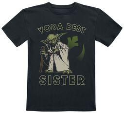 Kids - Yoda Best Sister