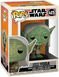 Yoda (Concept Series) Vinyl Figur 425