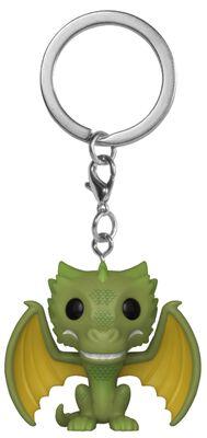 Rhaegal Pop! Keychain