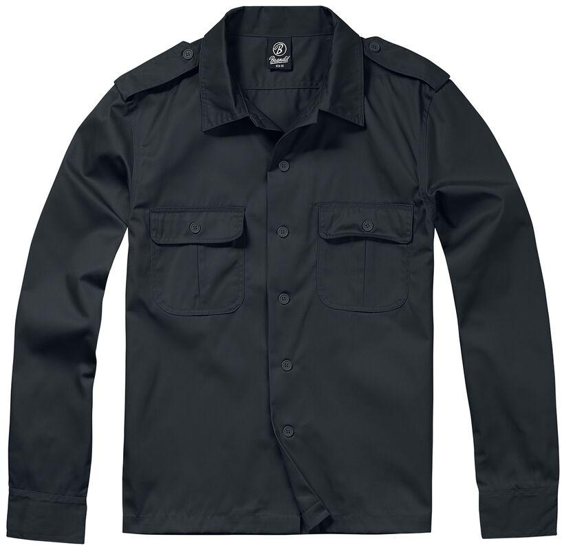 US Hemd langarm