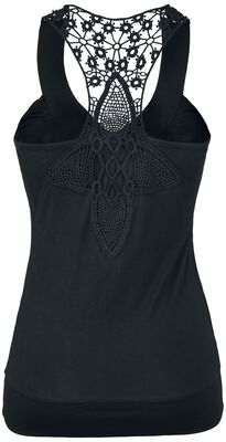 Laced Racerback