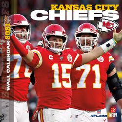 Kansas City Chiefs - Kalender 2021