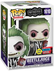 NYCC 2020 - Beetlejuice (Glow in the Dark) Vinyl Figur 1010