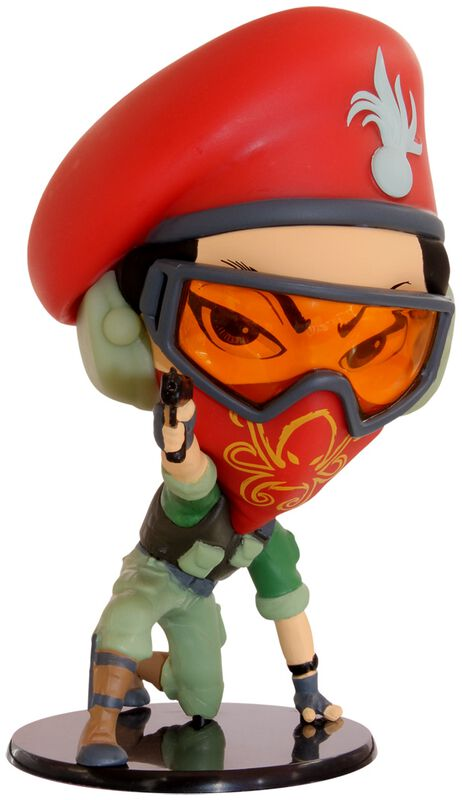 Siege - Six Collection - Alibi Chibi Figur