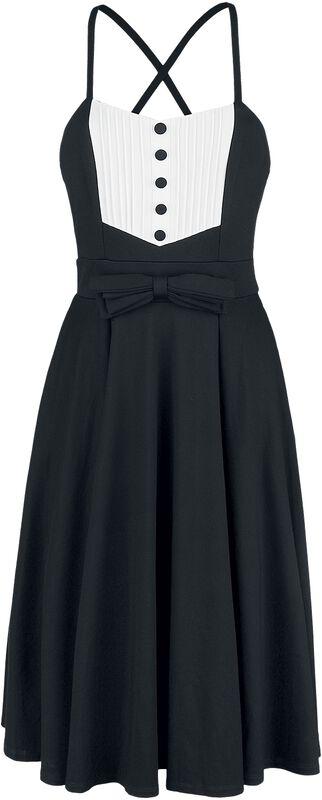 Hessy Knit Flare Dress