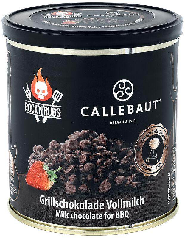 We Will Choc You! - Grillschokolade Vollmilch