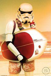 Stormtrooper Surf
