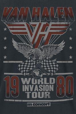 World Invasion Tour 1980