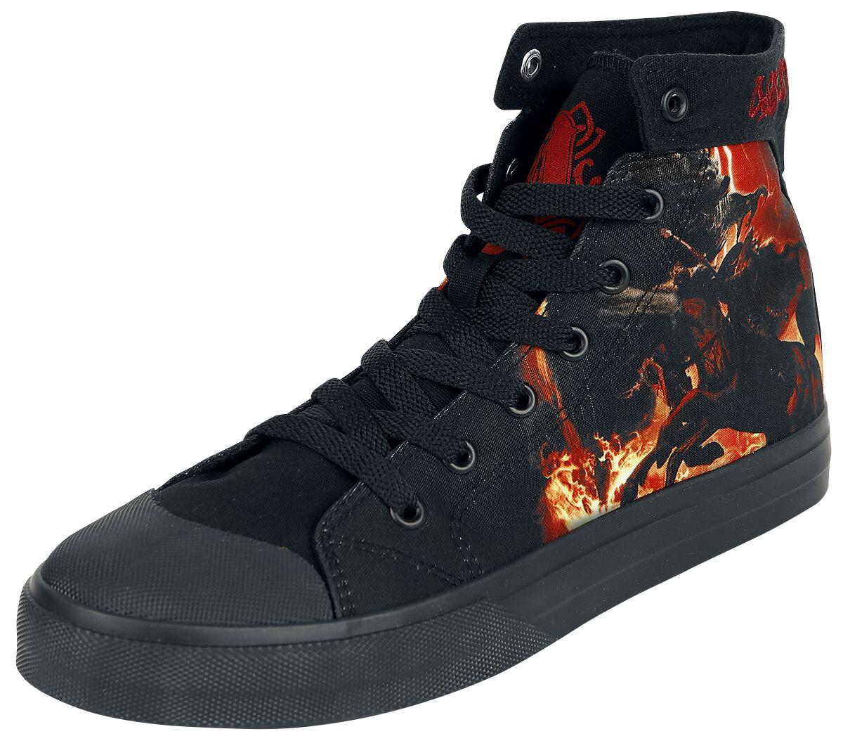 Image of Amon Amarth EMP Signature Collection Sneaker multicolour