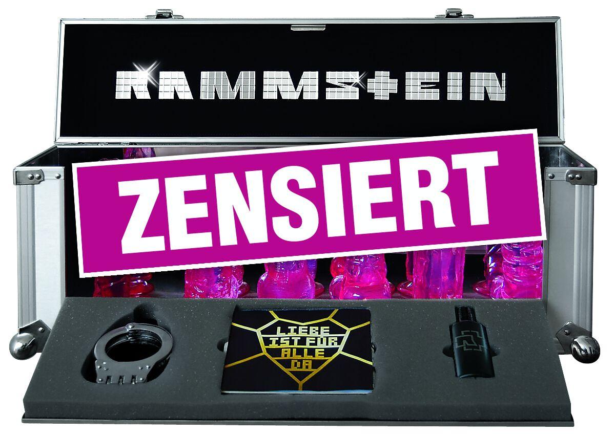 Liebe Ist Fur Alle Da Clean Version Rammstein Cd Emp