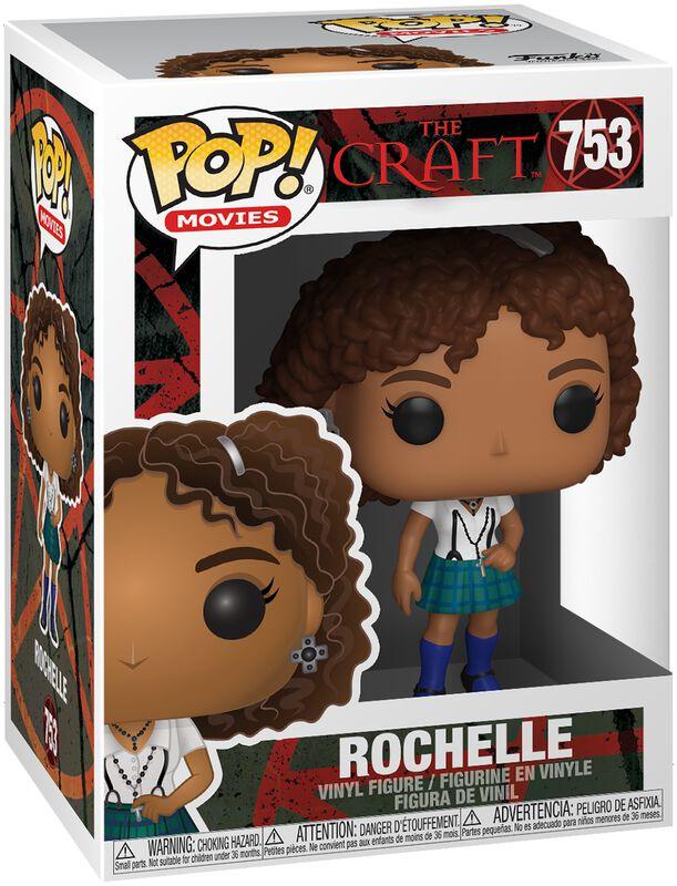 Der Hexenclub - Willkommen zur Geisterstunde Rochelle Vinyl Figur 753