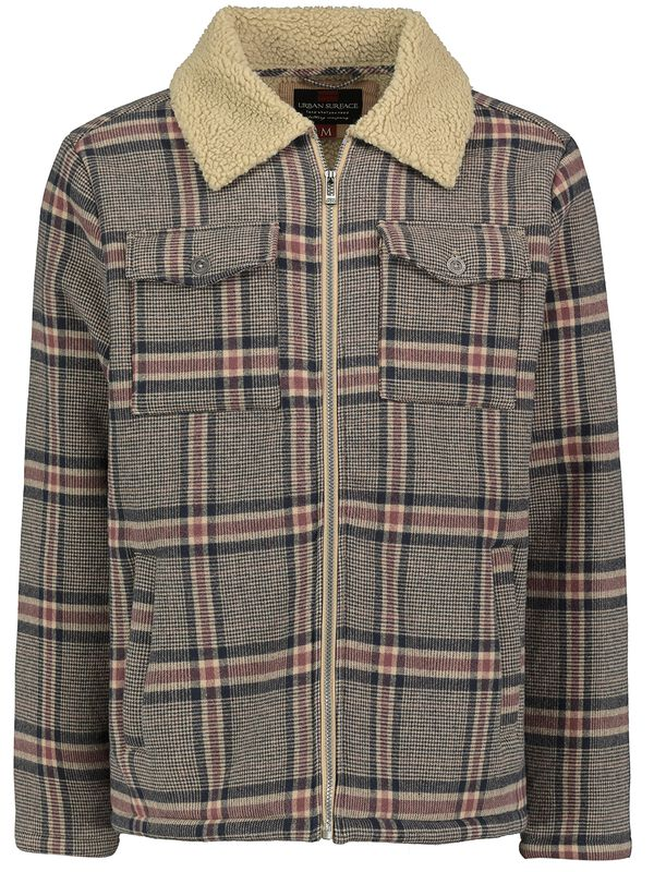 Mens's Jacquard Jacket