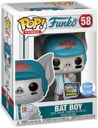 Fantastik Plastik Bat Boy (Funko Shop Europe) Vinyl Figur 58